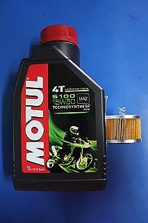 MOTUL 4T 5100 15W50 SEMI Synthetic