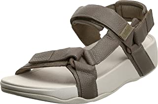 FitFlop Ryker Leather Back-Strap Mens Sandal