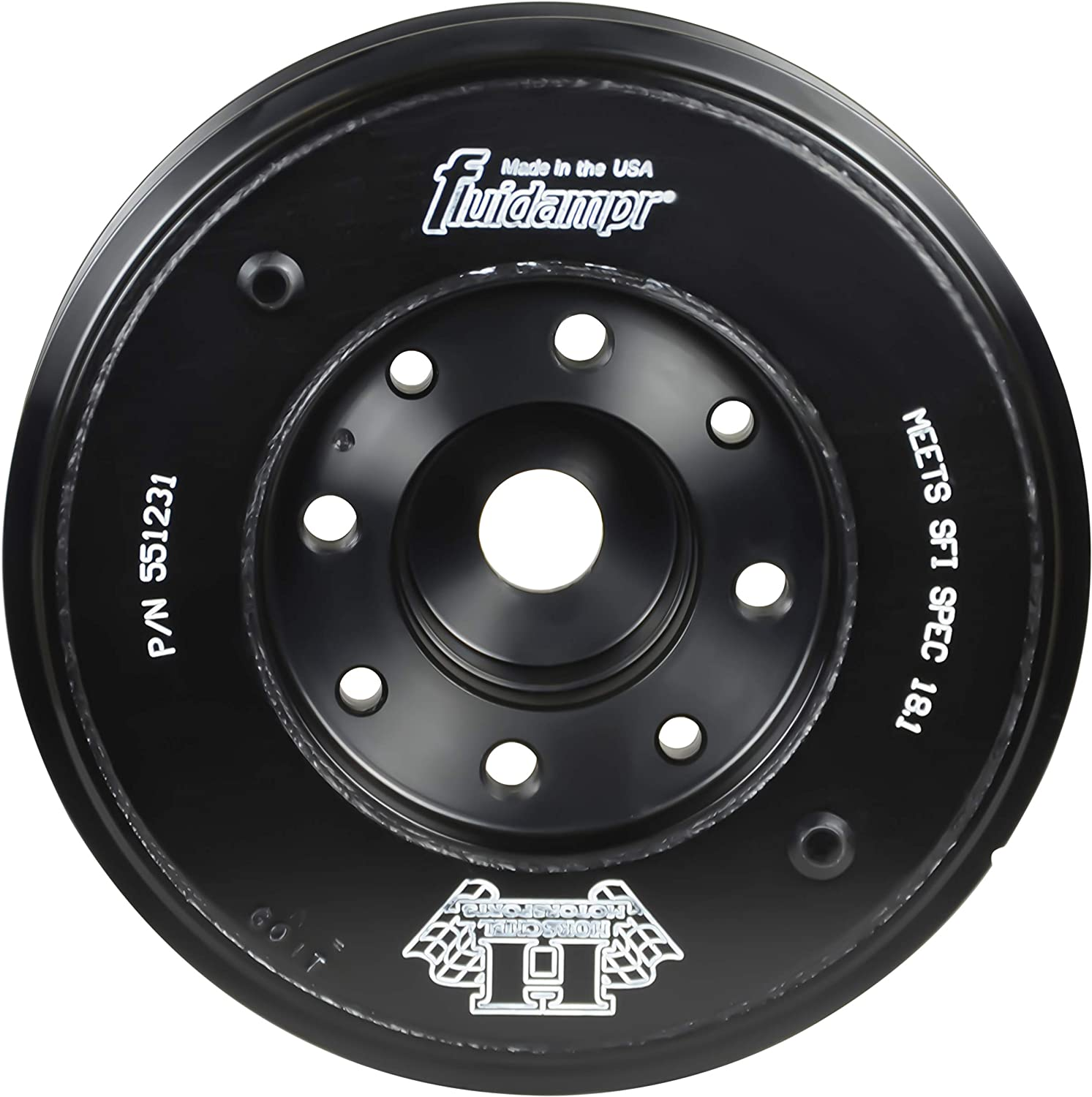 Fluidampr 551231 Harmonic Damper 67% Bombing free shipping OFF of fixed price