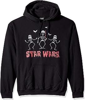 Star Wars Men's Licensed Halloween Creep Wars Hooded Sweatshirt