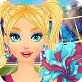 Cheerleader Salon: Makeup and Dress Up Girls - Full Version