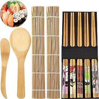 Werkzeuge für Sushi Herstellung Anfänger Werkzeug Set inkl