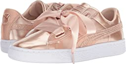 Puma Kids Basket Heart Lunar Lux Jr (Big Kid)