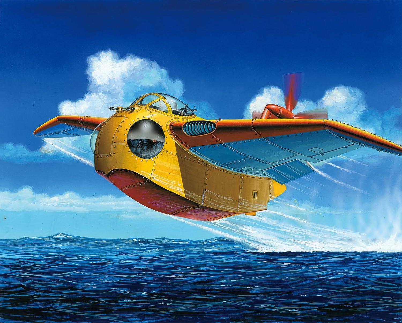 envío gratuito a nivel mundial 1 72 serie Conan el nino del futuro No.02 No.02 No.02 Falco  respuestas rápidas