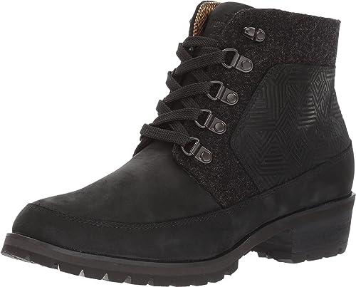 THE NORTH FACE Herren Ankle Schuhe 6 B - Medium Schwarz