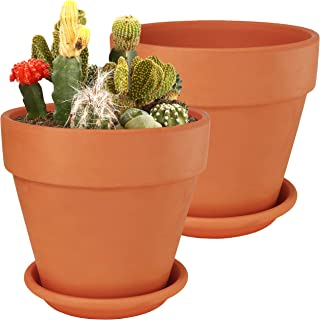 Best terra cotta outdoor pots Reviews