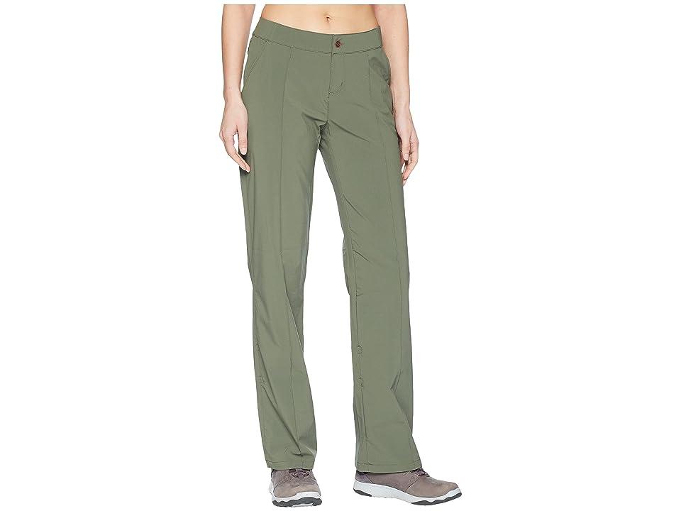 Royal Robbins Spotless Traveler Pants (Bayleaf) Women