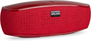 Portable Wireless Bluetooth Speaker by Drumm - Great for Outdoors, Camping, Boats, and the Beach - 16W of power Hands-Free Stereo Speakers with Rich Bass, Clear HD Sound, 12 Hour Playtime - For iPhone and Android