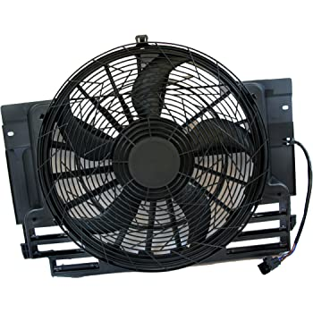 64-54-8-380-774 64-54-8-380-774 MTC 1796 for BMW Models MTC 1796//64-54-8-380-774 Auxiliary Cooling Fan Assembly 1796