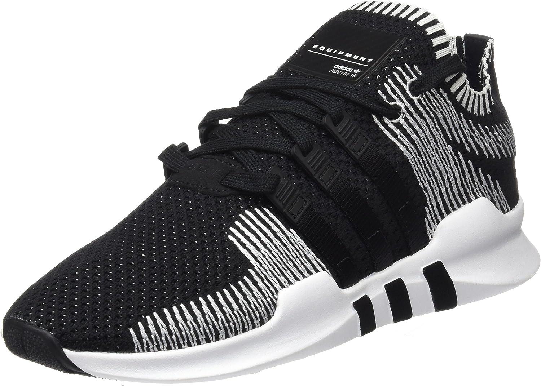 Adidas ORIGINALS EQT Support ADV Primeknit shoes 8.5 B(M) US Women   7.5 D(M) US Black White
