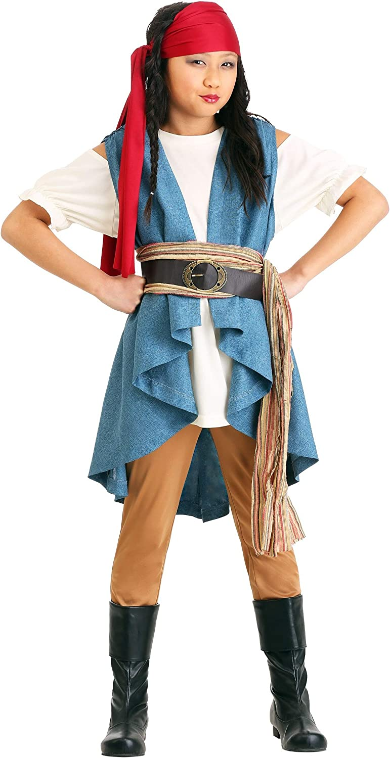 Seven Seas Max 71% OFF Pirate Costume High material Sweetie Girl's