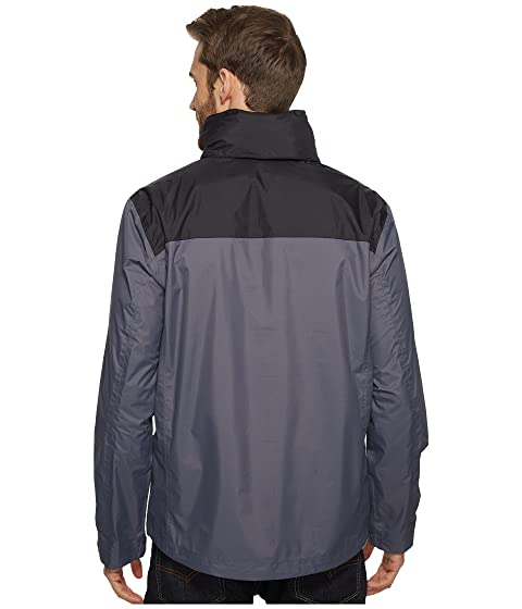 Graphite Columbia P Pouration Black Jacket w7x7pgRq