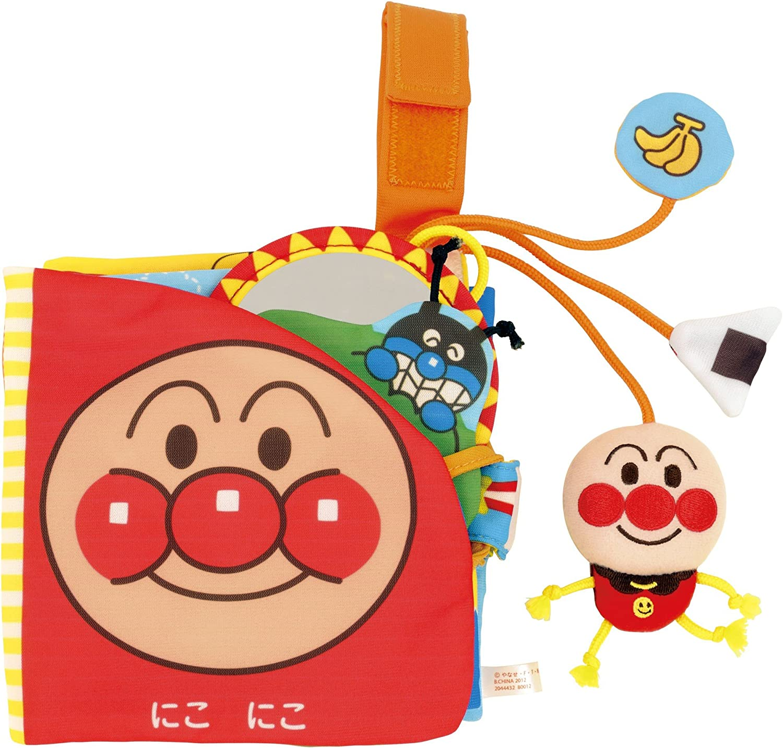 Entrega directa y rápida de fábrica Picture book cloth  Full tricks bi lab Anpanman Anpanman Anpanman all BabyLabo (japan import)  descuentos y mas