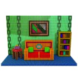 House Interior Magnet World - Magnetic Balls Games