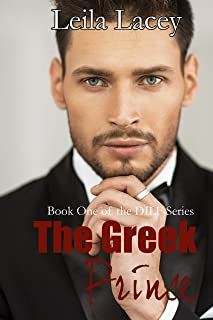 The Greek Prince: A BBW/IR Romance (DILF Series Book 1)