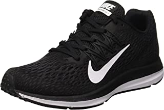 Nike Australia Women's Zoom Winflo 5 Running Shoes, Black/White-Anthracite
