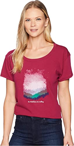 Mountains are Calling Breezy T-Shirt