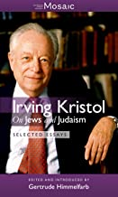 On Jews and Judaism: Selected Essays