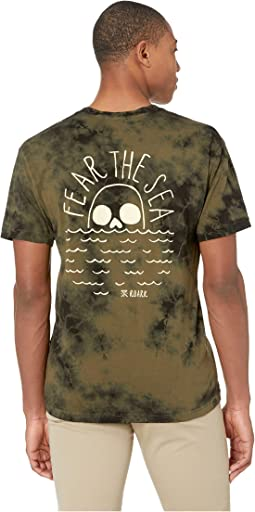 Fear The Sea Short Sleeve Premium TD