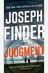 Judgment: A Novel Kindle Edition