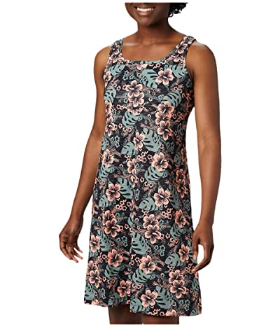 Columbia Freezer III Dress (Black Vacation Vibes) Women