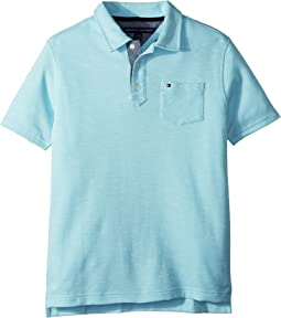 Tommy Hilfiger Kids Seed Polo (Big Kids)