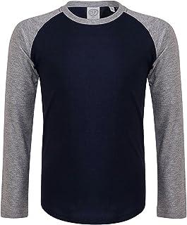 (スキニー?ミニー) Skinni Minni キッズ?子供用 ベースボールTシャツ 長袖Tシャツ ロングスリーブカットソー 男女兼用