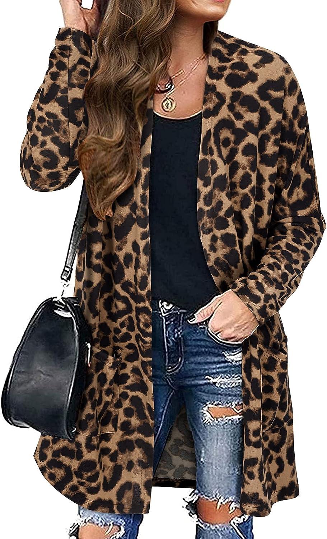 LAISHEN OFFicial shop Women's Open Front Cardigan Sleeve Sweater Lightwei Al sold out. Long