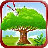 Gioco di taglio Forma di albero