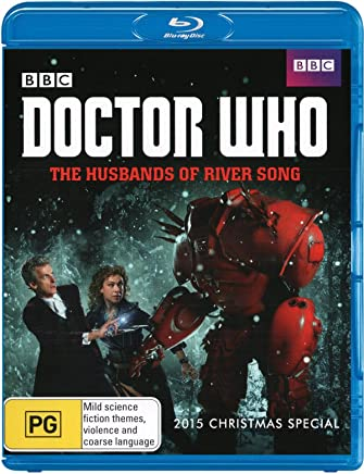 Doctor Who: Christmas Special 2015 (Blu-ray)