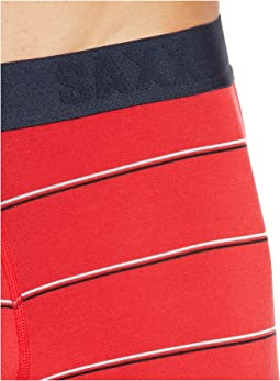 Red Shallow Stripe