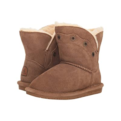 Bearpaw Kids Gypsy (Little Kid/Big Kid) (Hickory) Girls Shoes