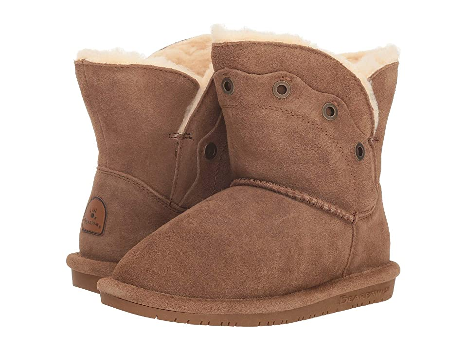 Bearpaw Kids Gypsy (Little Kid/Big Kid) (Hickory) Girls Shoes