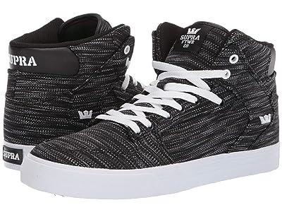 Supra Vaider (Multi/Black/White) Skate Shoes