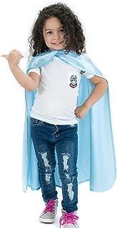 Everfan Superhero Capes For Kids | Child Super Hero Cape | Cape Costume For Children | Polyester Satin