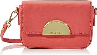 Bogner Paula, Bolso de hombro con solapa para Mujer, 15x10, 5x5