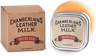 Leather Conditioner, Scratch Repair | Leather Milk Healing Balm - Heals & Restores Dry, Cracked, Scratched Leather | All N...