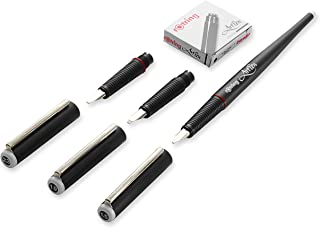 rOtring Fountain Pen Set, ArtPen, Calligraphy, 11-Piece Set