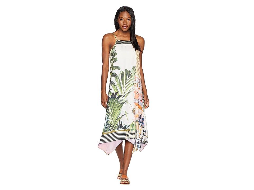 Prana Selene Tank Dress (Golden Paradise) Women