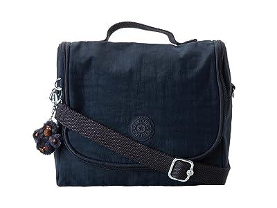 Kipling Kichirou Lunch Bag (True Blue) Cross Body Handbags