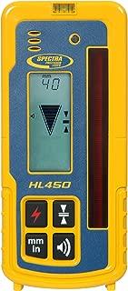 Spectra Precision Laser HL450 Digital Laser Receiver For Any Rotating Laser