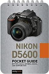 Nikon D5600: Pocket Guide Pocket Book