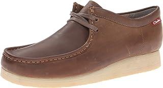 Stinson Lo Leather Men's Black Shoes