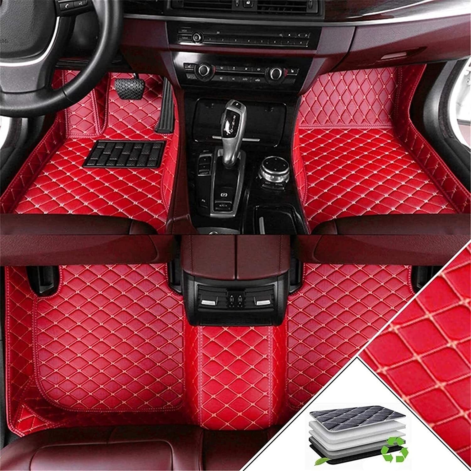 ADLIN Custom Car Floor Mats with Cheap mail order sales 2018-20 Toyota Camry Compatible Cash special price