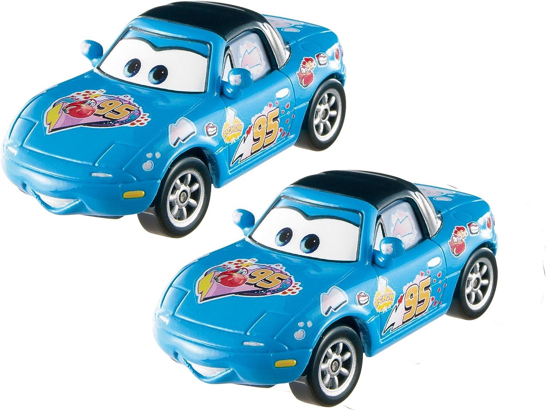 Disney Pixar Cars Excellent Diecast Max 86% OFF Character 2-Pack Dinoco Mia Tia Car