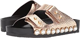 Suecomma Bonnie - Jewel Detailed Flat Sandal