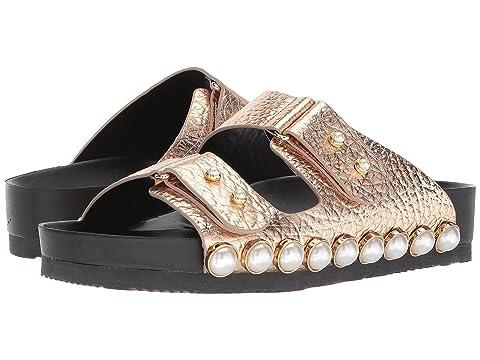 Détaillé Sandale Plat De Suecomma Prix Bon Marché Fiable Nouvelle Et De La Mode d5WLqSKpAw