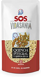SOS Vidasania Quinoa integral y roja – 200 g