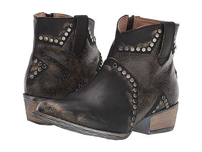 Corral Boots Q5070 (Black) Cowboy Boots