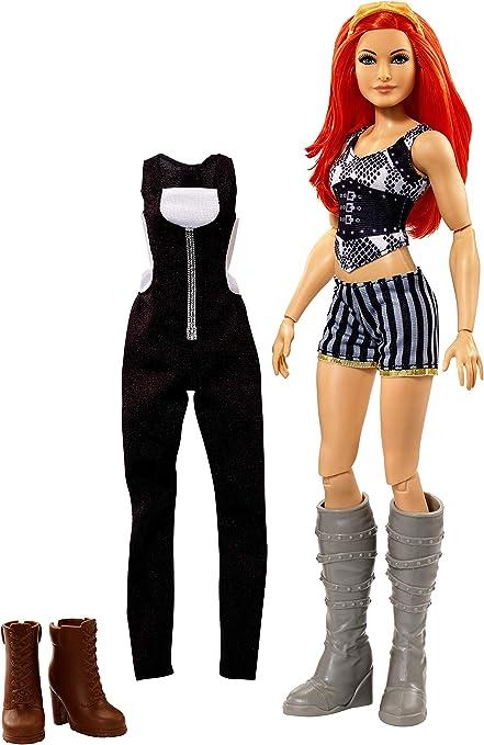 WWE Superstars Fashions Becky Lynch